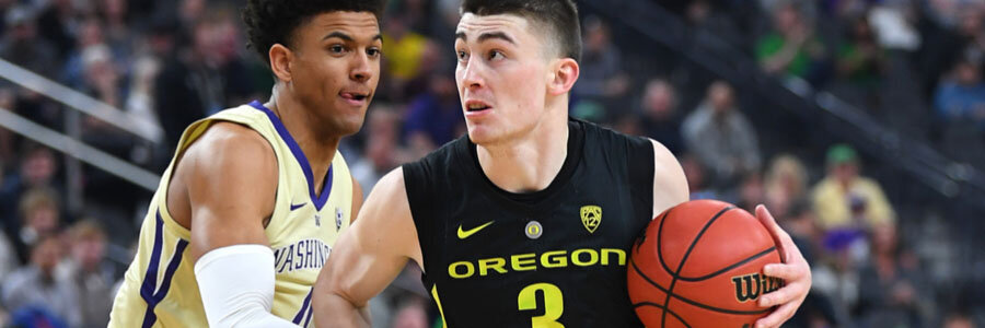 Oregon vs Wisconsin March Madness Spread / Live Stream / TV Channel, Date / Time & Prediction.
