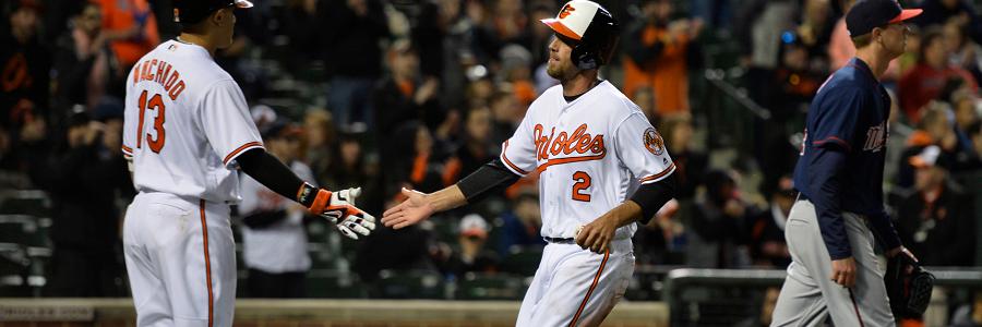 Baltimore @ Texas Pro Baseball Odds Report