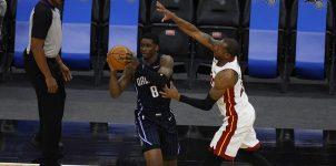 Orlando Magic vs Miami Heat