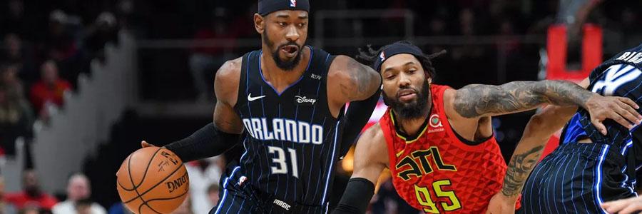 Hornets vs Magic looks like a safe one for Orlando.