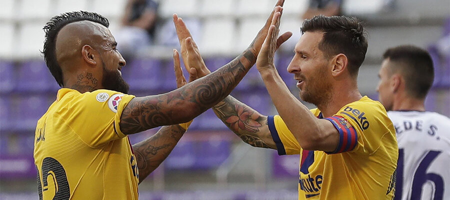 Osasuna Vs Barcelona Matchay 37 - LaLiga Odds & Picks