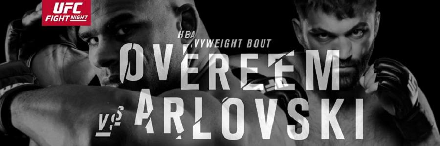 UFC Fight Night 87 Overeem vs. Arlovski Betting Preview