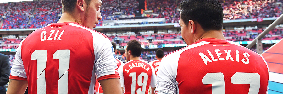 Ozil and Alexis