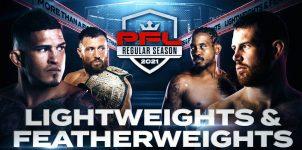 PFL 1 2021 Regular Season Expert Analysis - MMA Betting