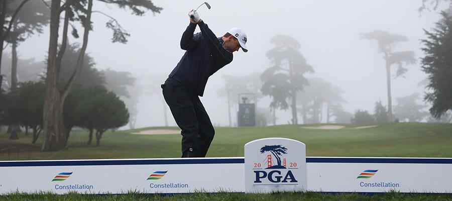 PGA Championship Odds & Analysis - PGA Tour Betting