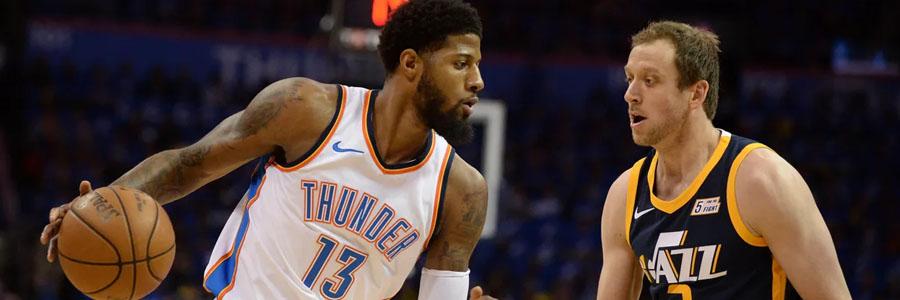 Thunder vs Nuggets NBA Odds, Preview & Prediction.