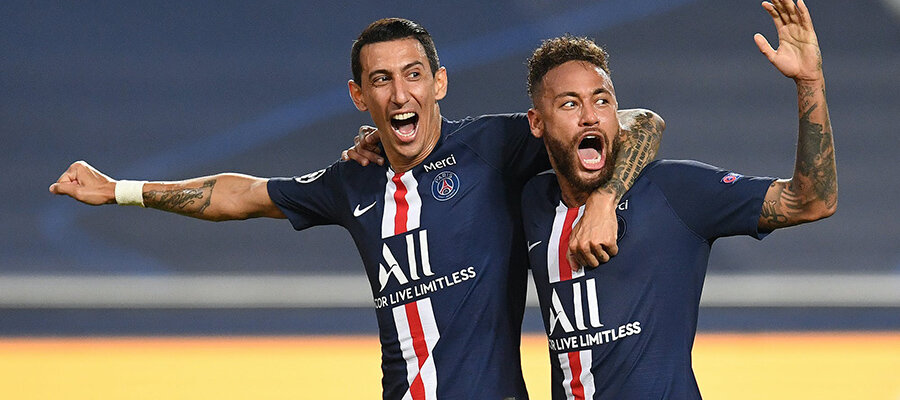 PSG Champions League Odds - UEFA Betting