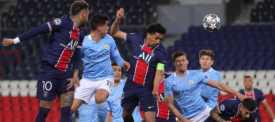 PSG Vs Man City Betting Odds - 2021 UCL Semi Finals 2nd Leg