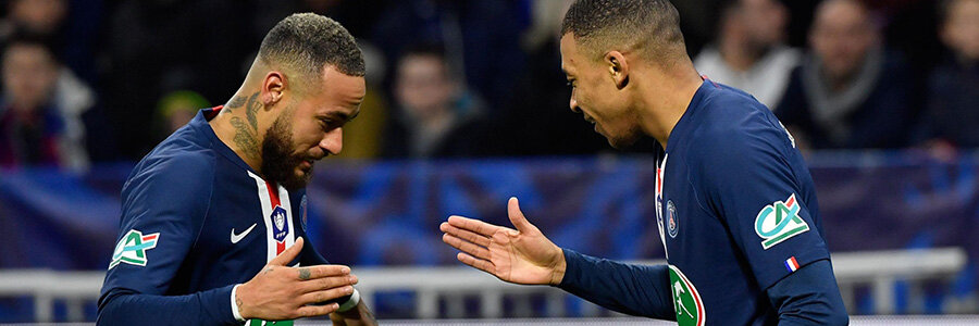 PSG vs Dortmund 2020 Champions League Game Preview & Betting Odds