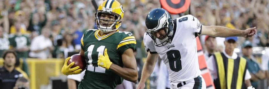 Packers vs. Redskins NFL Preseason Week 2 Odds