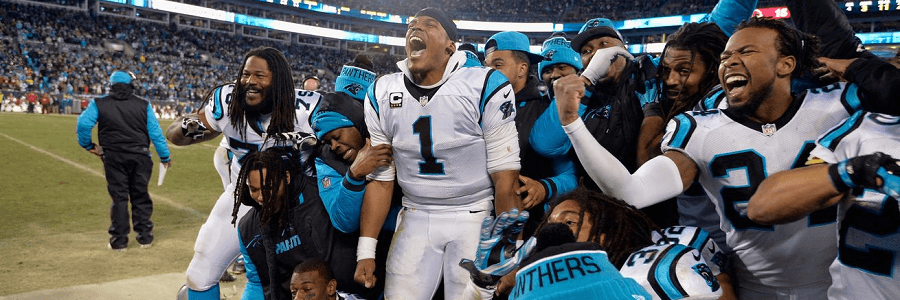 The Panthers are looking to pound their way to a SB50 win over Denver.