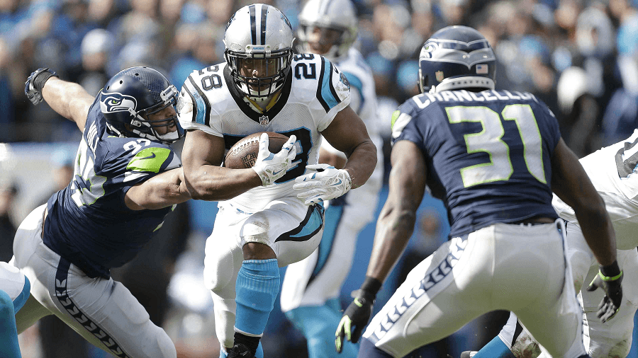 The Panthers showed how good they could be vs Seattle.