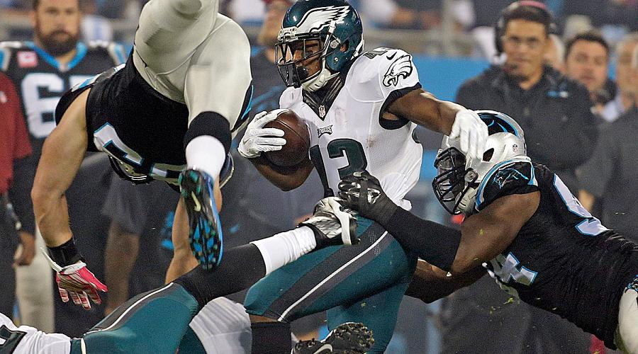 Panthers Running Defense