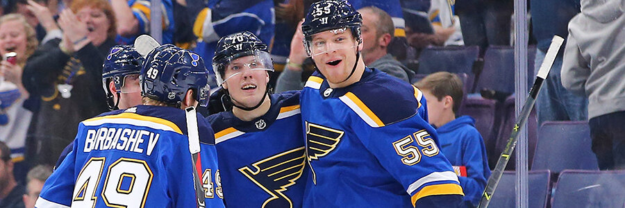 Panthers vs Blues 2020 NHL Game Preview & Betting Odds