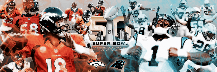 The Panthers are coming in as all around favorites to win the Super Bowl.