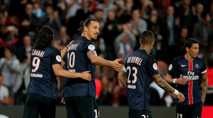 Paris Saint Germain Ligue 1