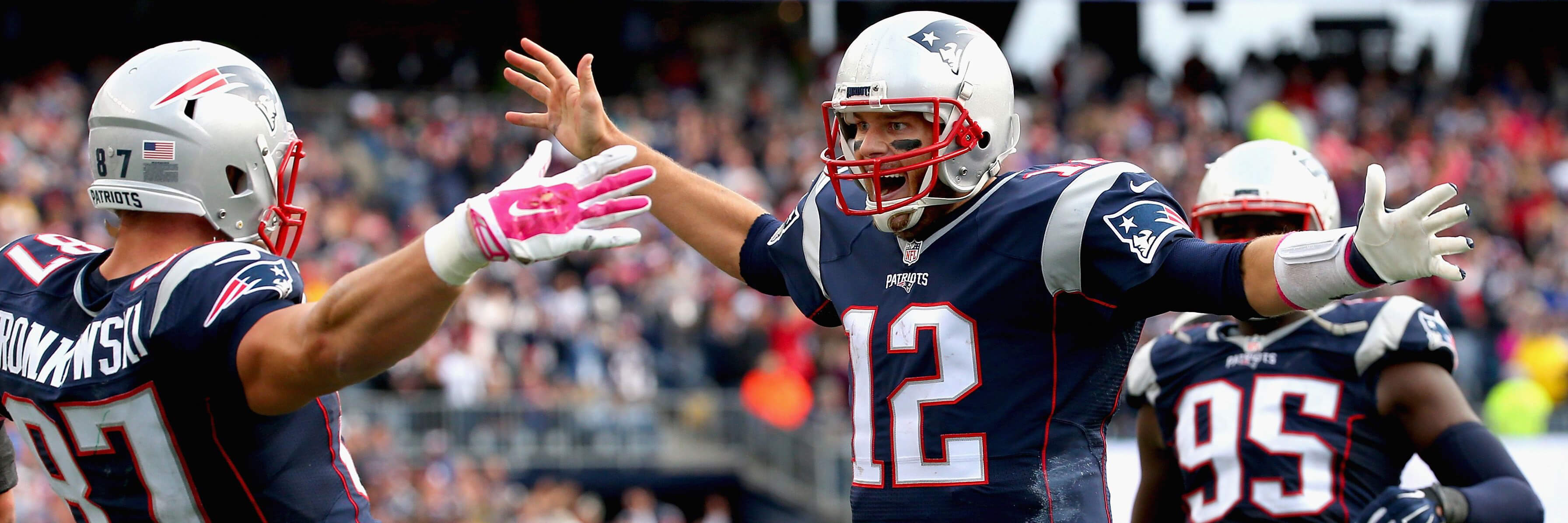 Patriot's Rob Gronkowski Gets Traded To The Buccaneers