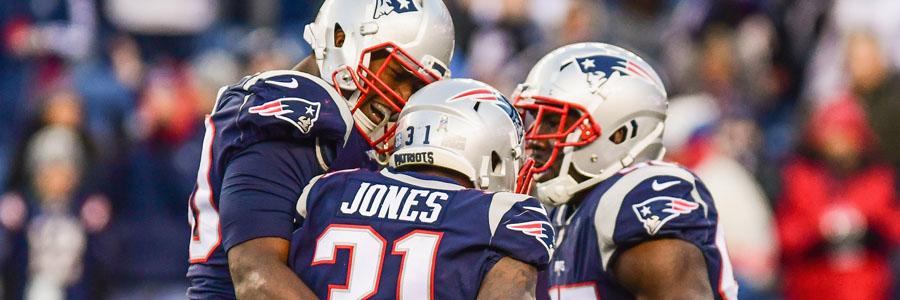 New England at Buffalo NFL Week 13 Betting Odds & Expert Pick