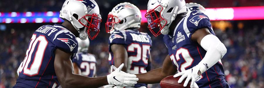Patriots vs Dolphins 2019 NFL Week 2 Odds, Analysis & Pick.