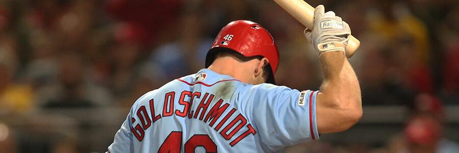 Paul Goldschmidt MLB Awards Odds & Analysis For 2020 Season
