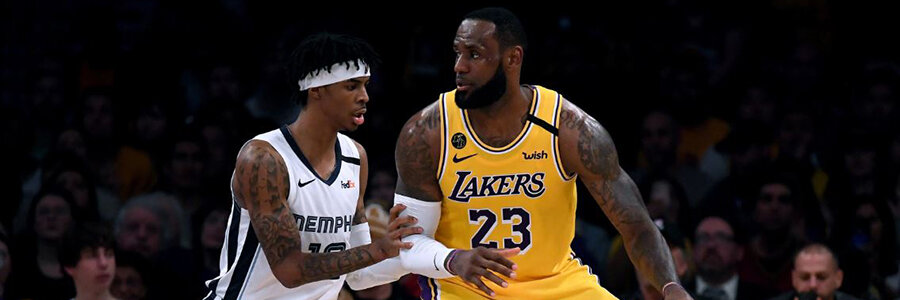 Pelicans vs Lakers 2020 NBA Game Preview & Betting Odds