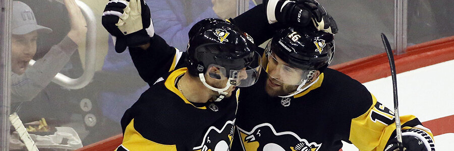 Penguins Capitals NHL Hockey Odds & TV Info