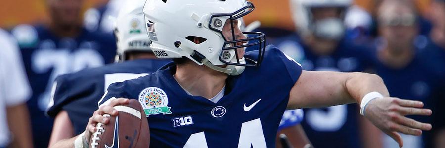Idaho vs Penn State 2019 College Football Week 1 Odds & Expert Pick.