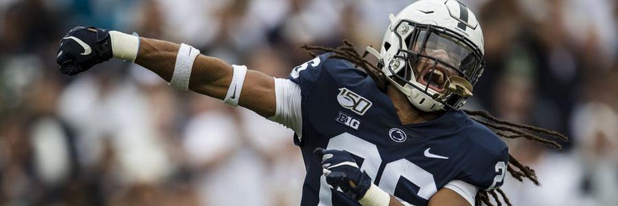 Penn State vs Iowa 2019 College Football Week 7 Spread & Analysis.