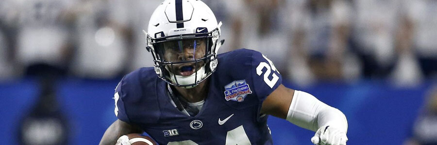 Penn State is one of the favorites for NCAA Football Week 5.