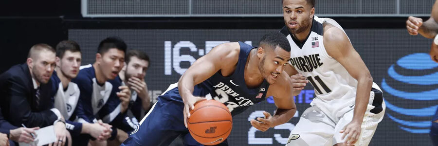 Penn State looks like a good upset pick for 2018 March Madness.