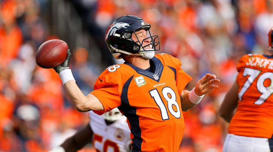 Peyton Manning Broncos NFL Odds