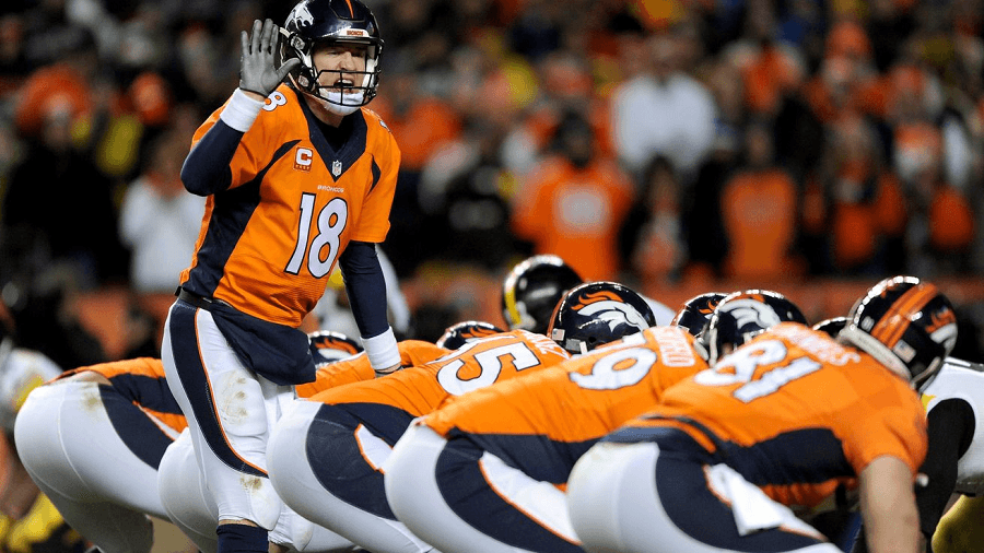 Peyton Manning will need to be MVP sharp to beat the Panthers defense.