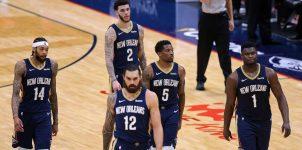Philadelphia 76ers vs New Orleans Pelicans