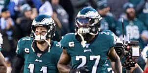 Philadelphia Eagles Odds After Free Agency Week 1