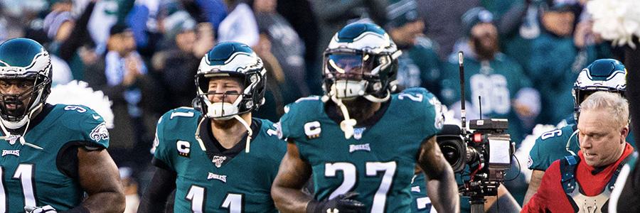 Philadelphia Eagles Odds After Free Agency Week 1