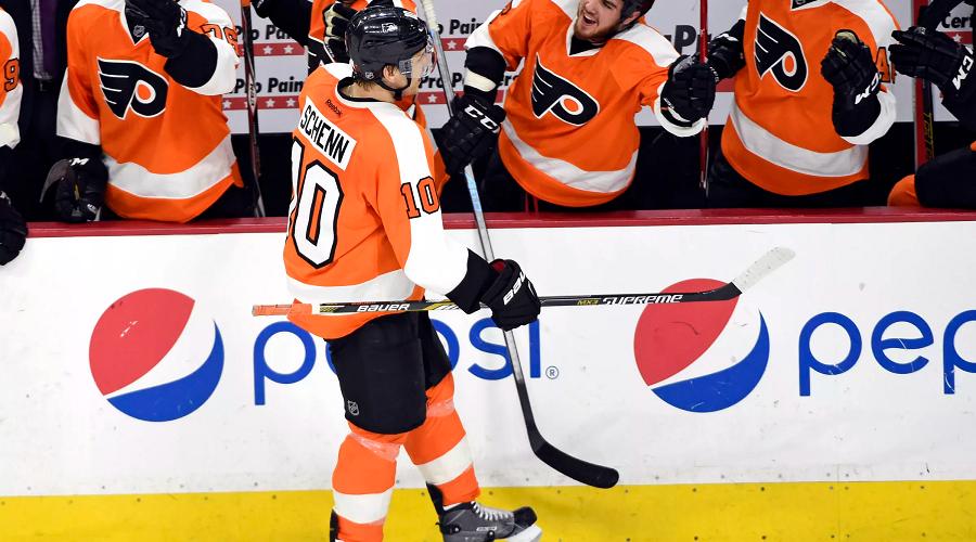 Philadelphia Flyers NHL Lines