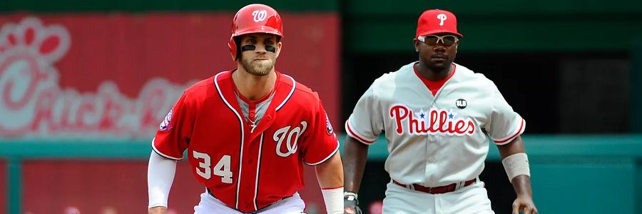 Washington vs Philadelphia Baseball Odds Preview