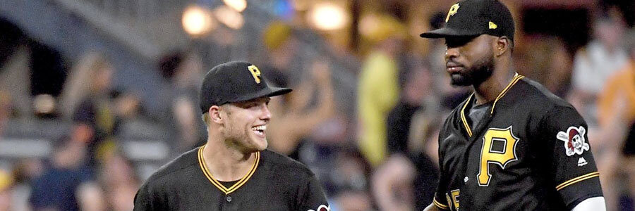 The Pirates shouldn't be one of your MLB Betting picks of the week.