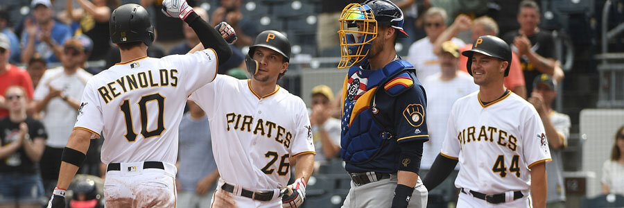 Nationals vs Pirates is going to be a close one.