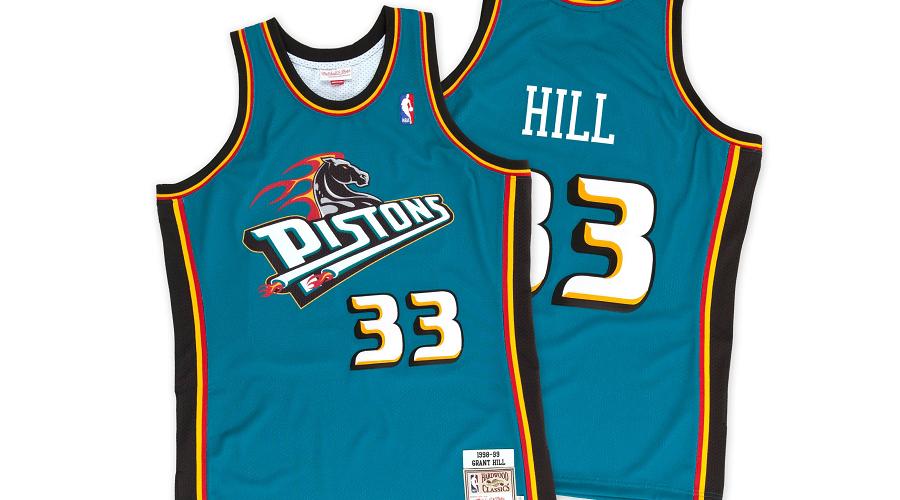 Pistons Uniforms