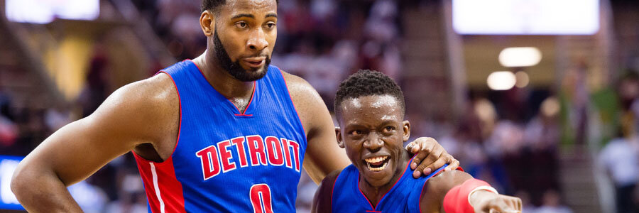 Pistons vs Kings NBA Betting Lines & Game Preview