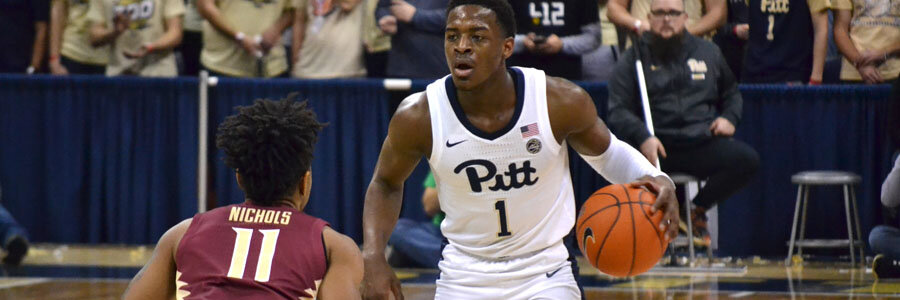 Pittsburgh shouldn't be one of your College Basketball Betting picks of the week.