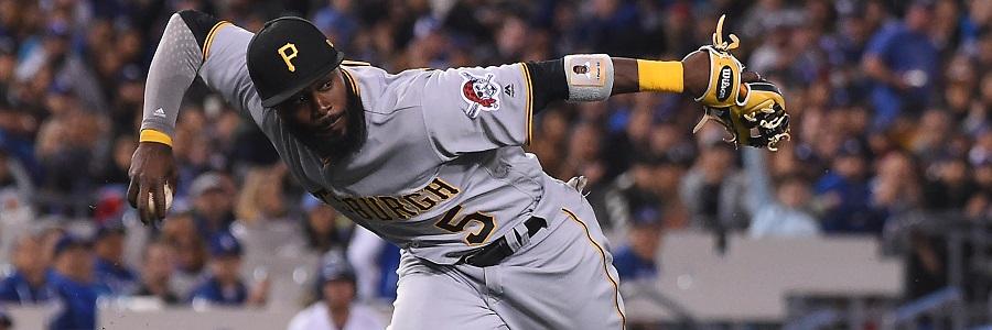 Pittsburgh Pirates MLB Betting Season Odds