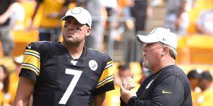 Pittsburgh Steelers NFL Odds After Free Agency Week 1