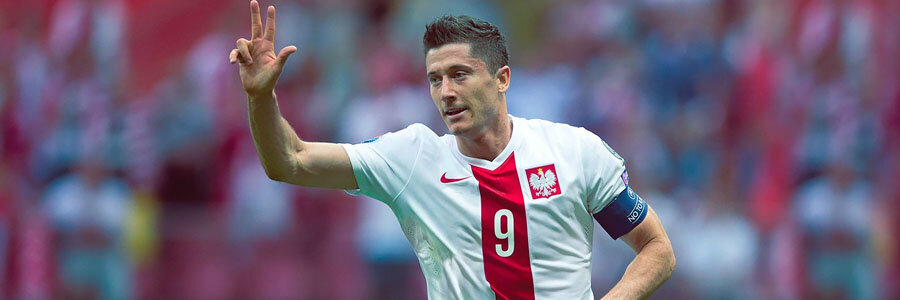 Poland is the 2018 World Cup Betting Favorite Against Senegal.