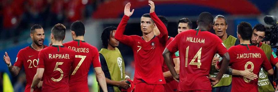 2018 World Cup Betting Analysis & Prediction: Portugal vs. Morocco.