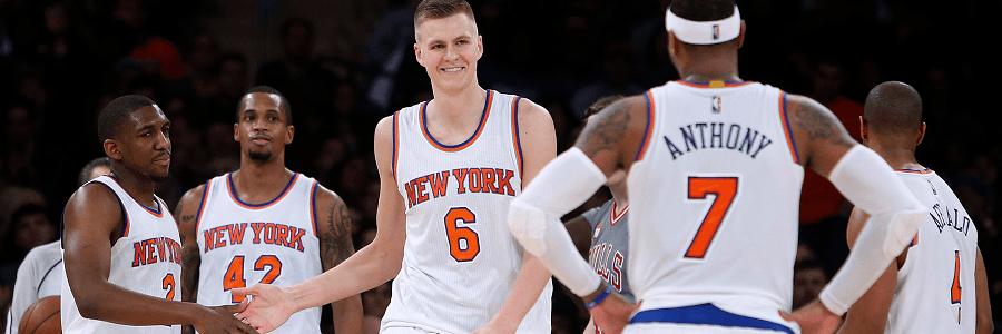 New York Knicks Vs Boston Celtics NBA Betting Preview