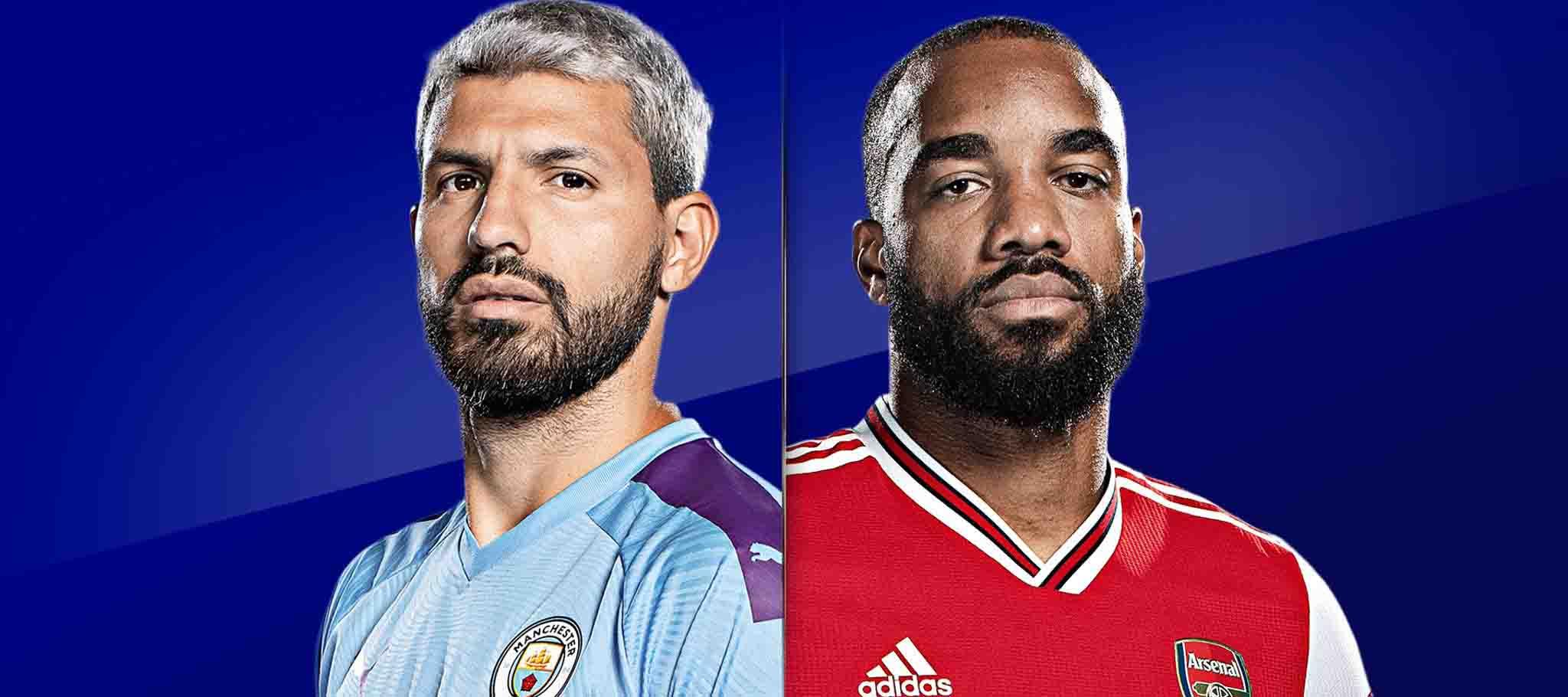 Premier League Arsenal Vs Man City Matchweek 30