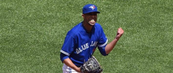 David Price Toronto Blue Jays Debut 2015
