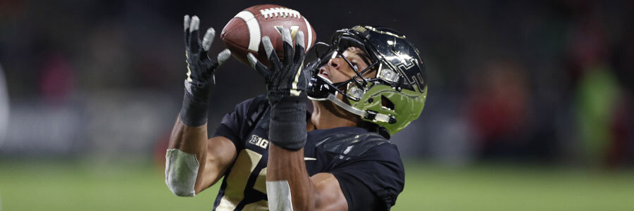 Purdue is one of the favorites for NCAA Football Week 9.